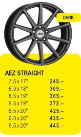 AEZ STRAIGTH - DARK