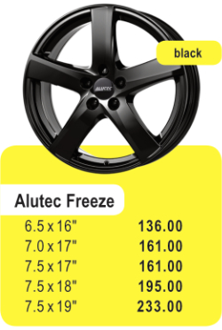 Alutec-Freeze