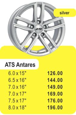 ATS-Antares