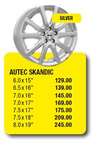 AUTEC SKANDIC