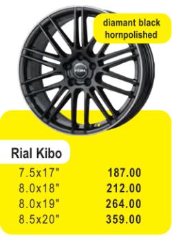 RIAL KIBO