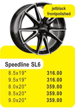 SPEEDLINE S16